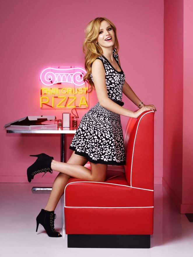 Bella Thorne – Candie's Campaign 2014 adds