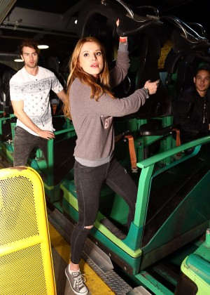 Bella Thorne: Celebrates Her 18th Birthday -17