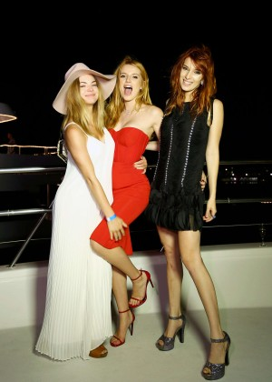 Bella Thorne: Celebrates Her 18th Birthday -27
