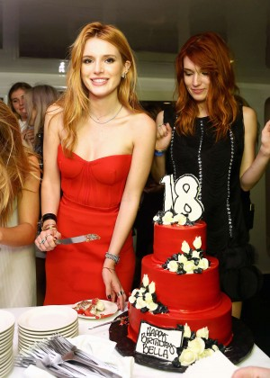 Bella Thorne: Celebrates Her 18th Birthday -35