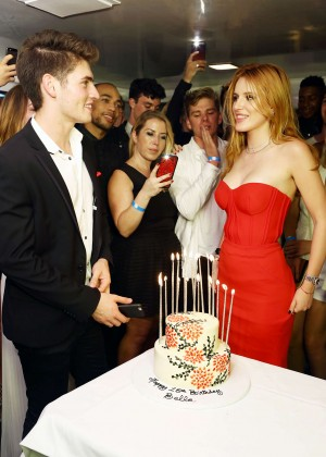 Bella Thorne: Celebrates Her 18th Birthday -36
