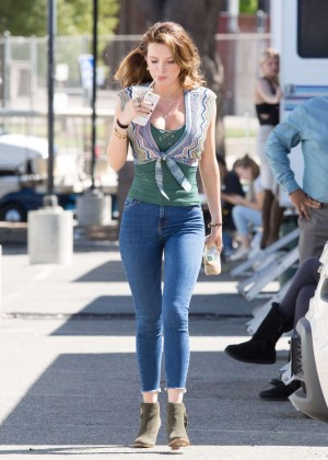 Bella Thorne: Filming You Get Me -01