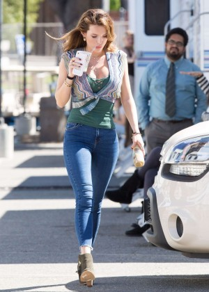 Bella Thorne: Filming You Get Me -02