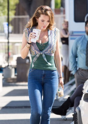 Bella Thorne: Filming You Get Me -03