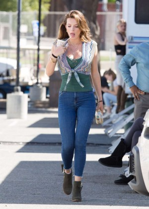 Bella Thorne: Filming You Get Me -04