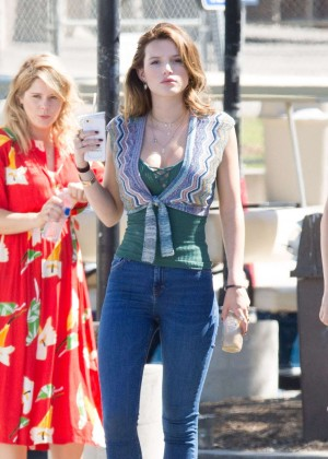 Bella Thorne: Filming You Get Me -06