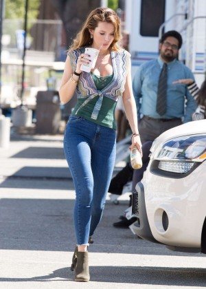 Bella Thorne: Filming You Get Me -10
