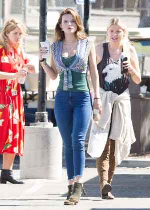 Bella Thorne: Filming You Get Me -12