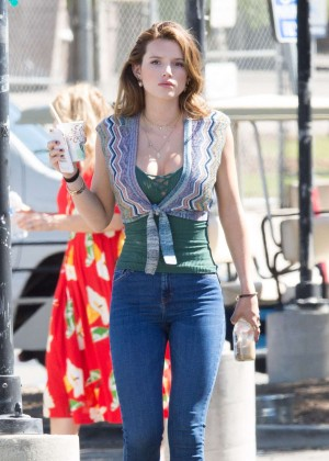 Bella Thorne: Filming You Get Me -13