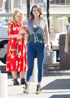 Bella Thorne: Filming You Get Me -14