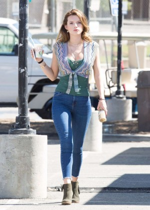 Bella Thorne: Filming You Get Me -15