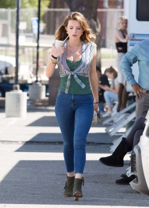 Bella Thorne: Filming You Get Me -18