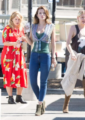 Bella Thorne: Filming You Get Me -19