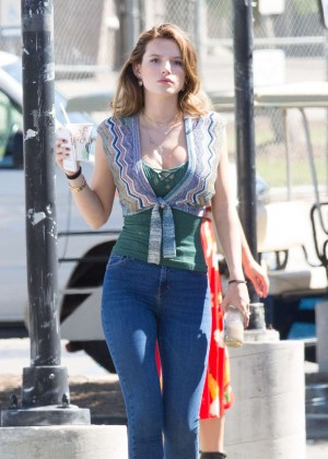 Bella Thorne: Filming You Get Me -20