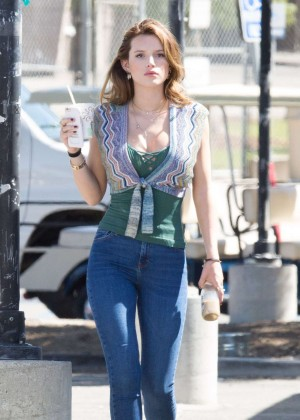 Bella Thorne: Filming You Get Me -21