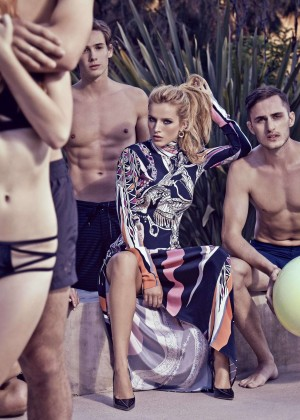 Bella Thorne: Flaunt Magazine 2015 -01