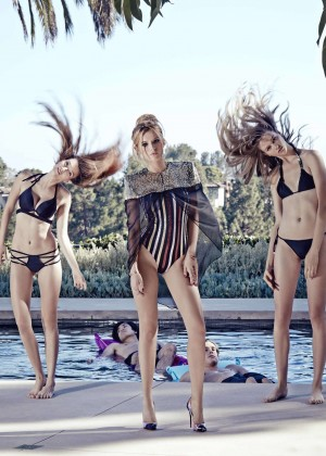Bella Thorne: Flaunt Magazine 2015 -02