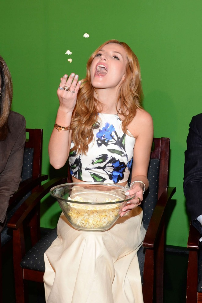 Bella Thorne - Fox 5 Good Day in New York