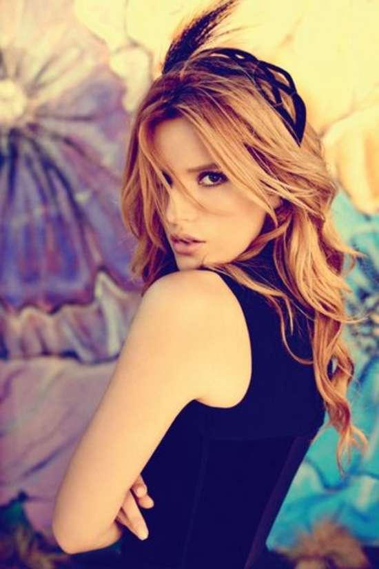 Bella Thorne - Glam Belleza Latina (Spring 2015)