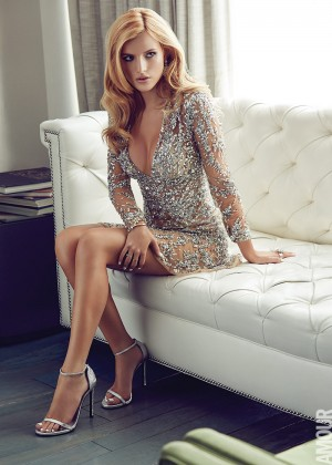 Bella Thorne - Glamour Mexico Magazine (December 2015)