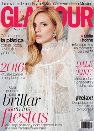 Bella Thorne: Glamour Mexico 2015 -04