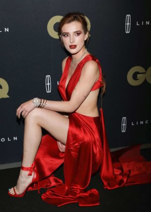 Bella Thorne - GQ Mexico Men of The Year Awards 2017 in Mexico City