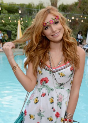 Bella Thorne - H&M Loves Coachella Party in Palm Springs