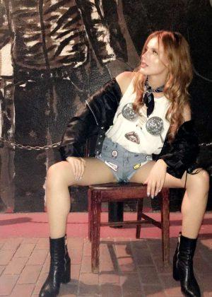 Bella Thorne - Hot Social Media Photos