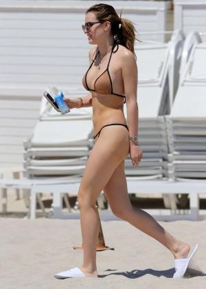 Bella Thorne Hot in Bikini 2016 -54