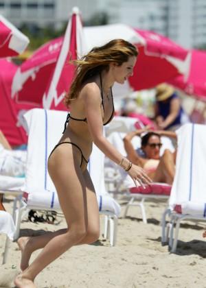 Bella Thorne Hot in Bikini 2016 -57