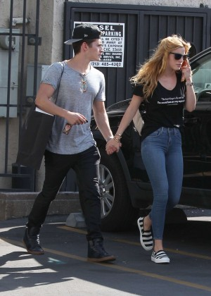 Bella Thorne Booty in Jeans -06