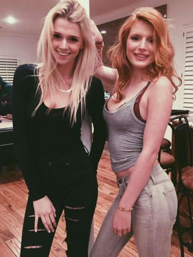 Bella Thorne - Instagram Photos