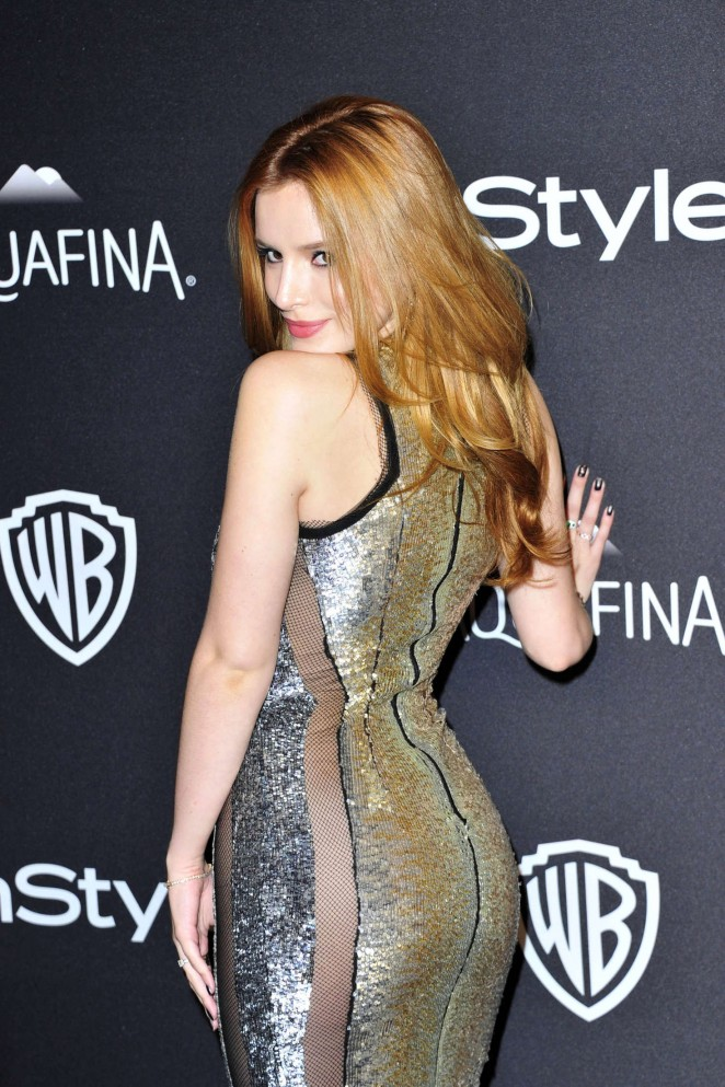 Bella Thorne – InStyle and Warner Bros 2016 Golden Globe Awards Post-Party in Beverly Hills