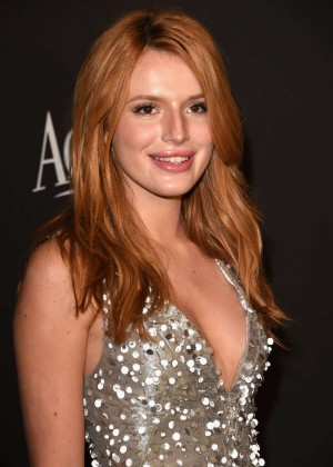Bella Thorne - InStyle And Warner Bros Golden Globes Party 2015 in Beverly Hills