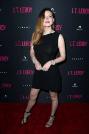 Bella Thorne - 'J.T. Leroy' Premiere in Los Angeles