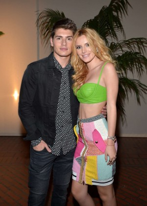 Bella Thorne - Jeremy Scott and Adidas Originals VMA's After Party in LA