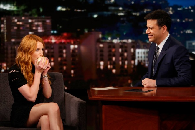 Bella Thorne - Jimmy Kimmel Live in LA