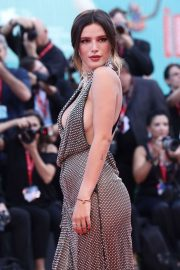 Bella Thorne - 'Joker' premiere at Venice Film Festival 2019