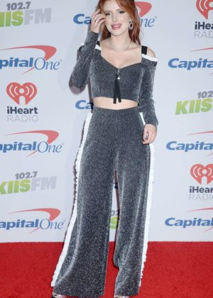 Bella Thorne - KIIS-FM Jingle Ball 2017 in Los Angeles