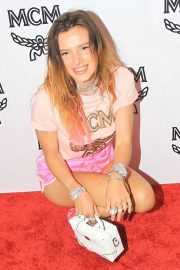 Bella Thorne - MCM Pride Event in Beverly Hills