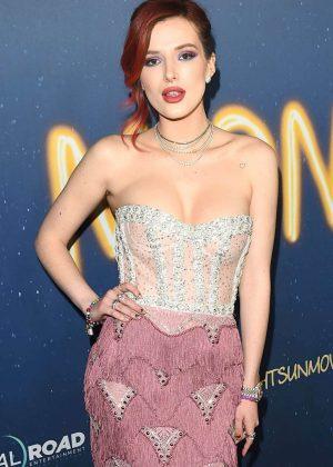 Bella Thorne - 'Midnight Sun' Premiere in Los Angeles
