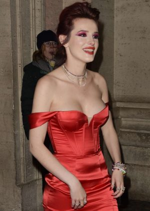 Bella Thorne - 'Midnight Sun' Premiere in Rome