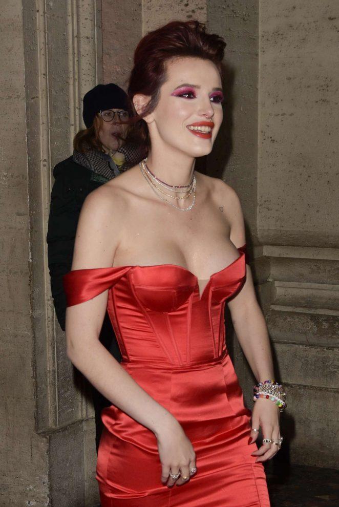 Bella Thorne – 'Midnight Sun' Premiere in Rome