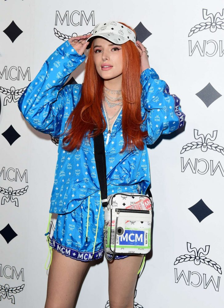 Bella Thorne - Neiman Marcus Hudson Yards Party in New York