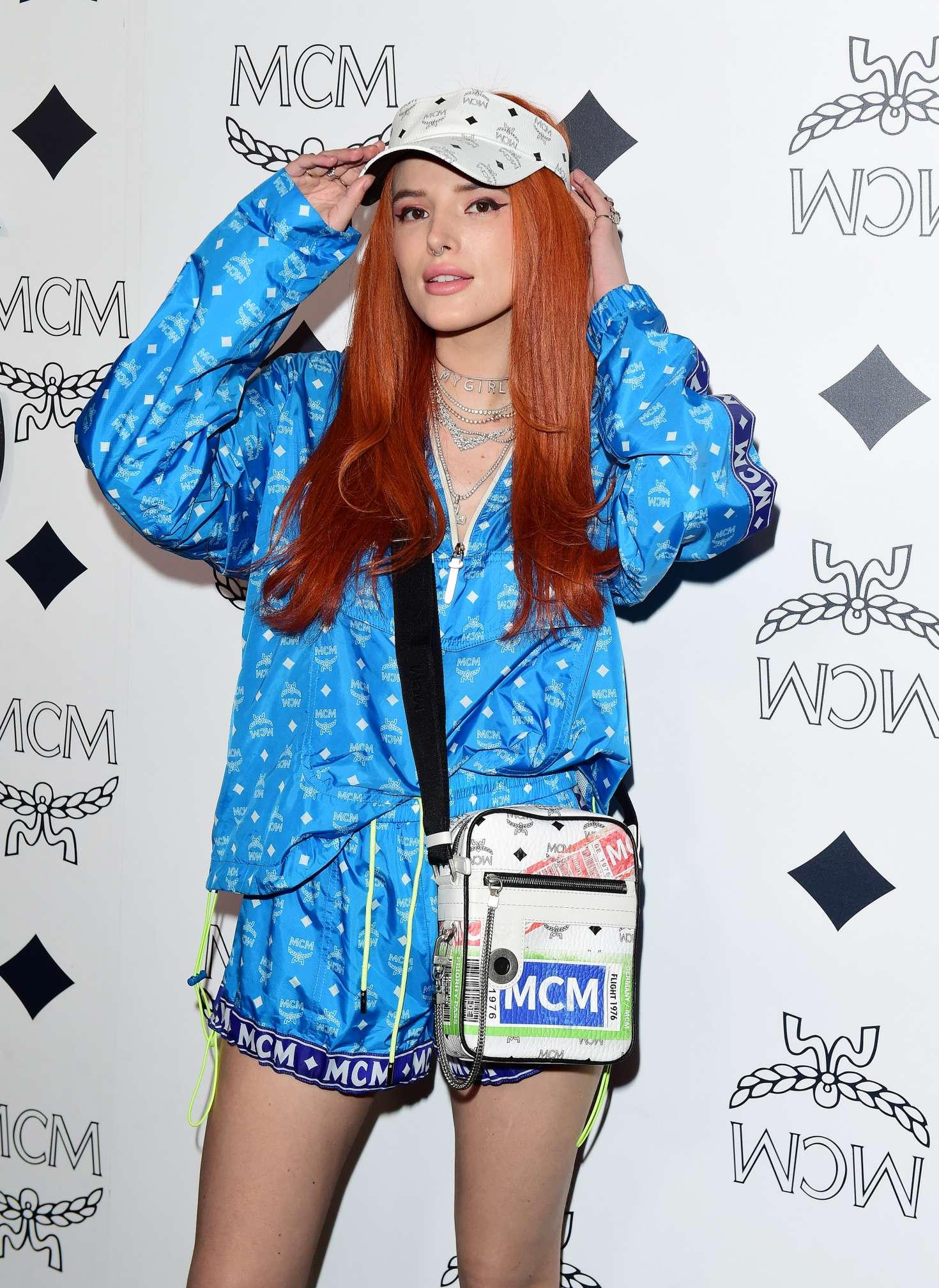 Bella Thorne - Neiman Marcus Hudson Yards Party in New York