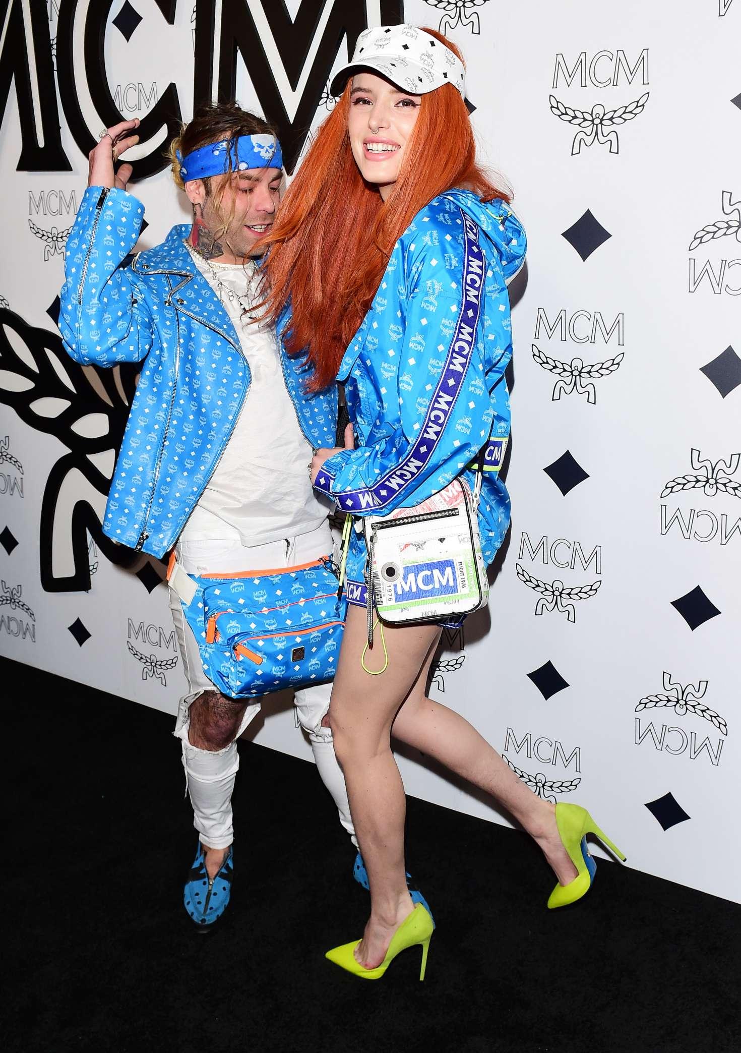 Bella Thorne 2019 : Bella Thorne: Neiman Marcus Hudson Yards Party -09