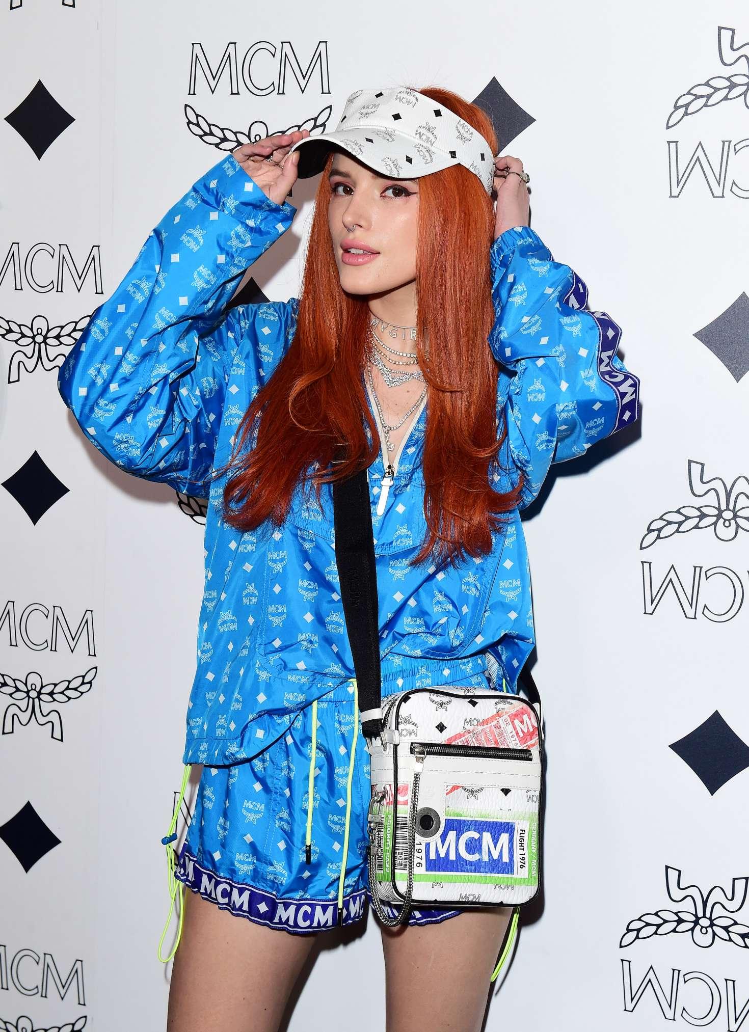 Bella Thorne 2019 : Bella Thorne: Neiman Marcus Hudson Yards Party -18