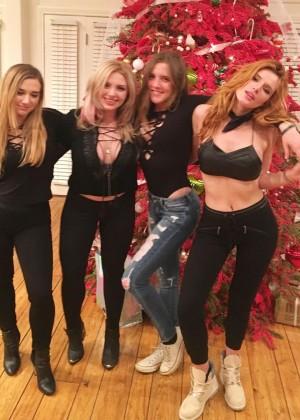 Bella Thorne - New Social Pics