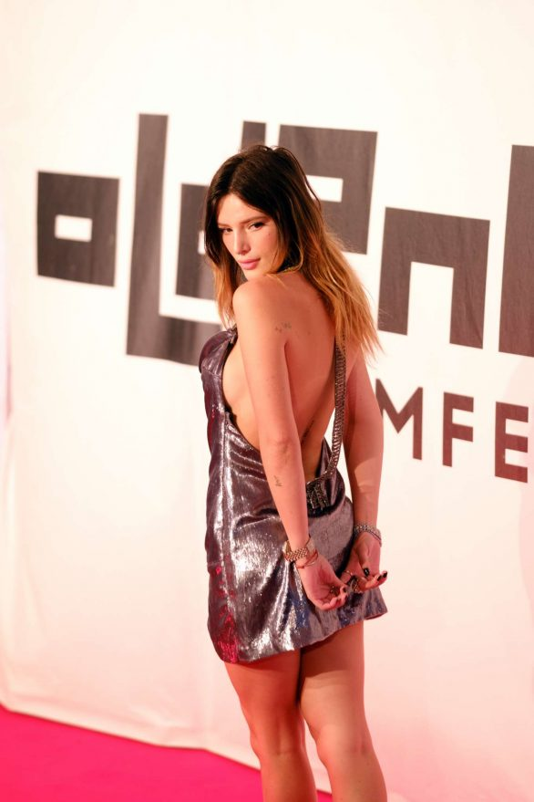 Bella Thorne - Opening Oldenburger Film Festival 2019