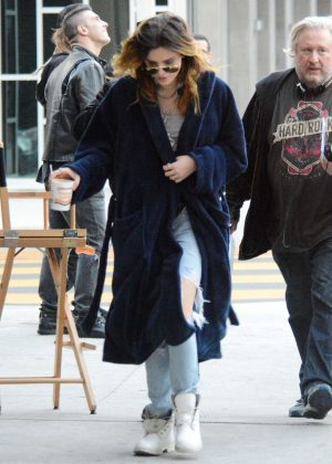 Bella Thorne - Out and about in Los Angeles